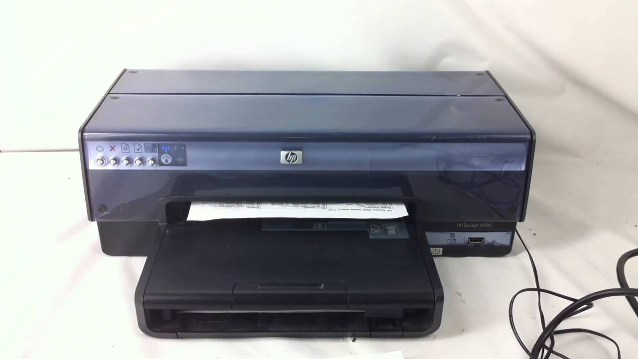 HP DESKJET 6980XI WINDOWS 7 DRIVER DOWNLOAD