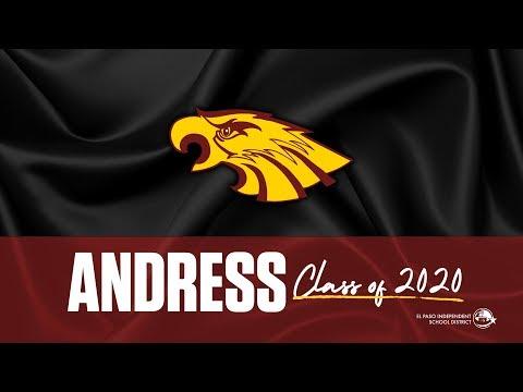 Andress High School Graduation