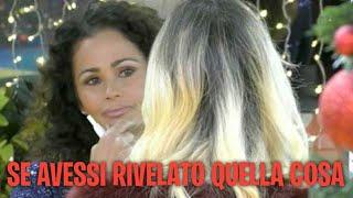 SAMANTHA DE GRENET IN LACRIME DOPO IL CONFRONTO CON ANTONELLA ELIA