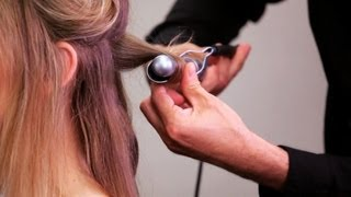 How to Curl Long Hair with Curling Iron | Long Hairstyles