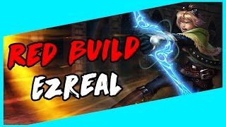 RED BUILD EZREAL? - (The True TPA Ezreal) Breach the Meta