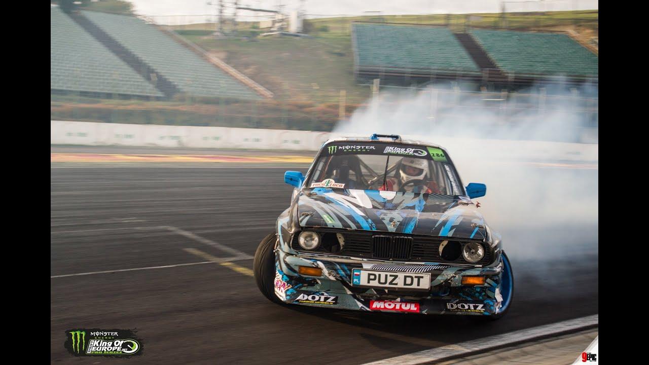 Monster Energy KingofEurope ProSeries R7 Action Hungaroring