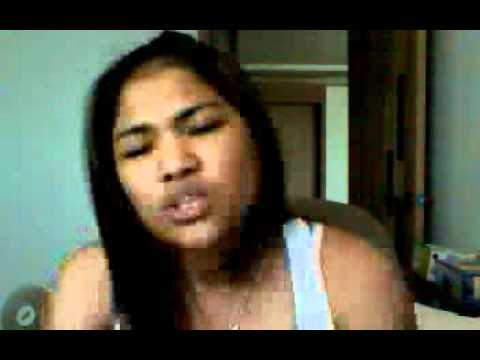 underneath your clothes (shakira) - by Iya pinoy singer.flv
