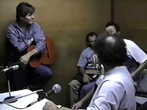 ED WILSON NA RADIO RIO DE JANEIRO 1992 - COM MIGUEL SAMPAIO & CARLOS ALBERTO E AMIGOS