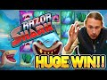 HUGE WIN! RAZOR SHARK BIG WIN - €5 bet Casino Slot from CASINODADDY