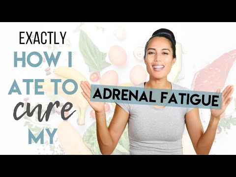 My Adrenal Fatigue Diet Exactly How I Ate to Heal