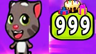 Мой говорящий том #249 Том и друзья Мой виртуальный питомец ИГРА МУЛЬТИК # Мобильные игры