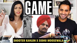 GAME REACTION!! | Shooter Kahlon | Sidhu Moose Wala | Latest Punjabi Songs 2020