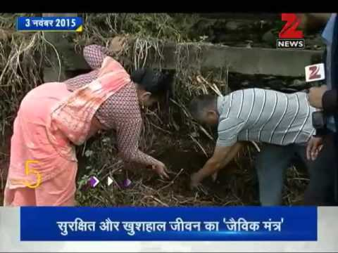DNA: Ambitious step - Sikkim's Organic farming mission