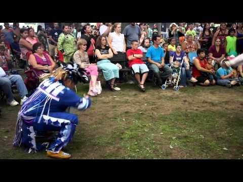 168th annual Tuscarora picnic smoke dance (3)