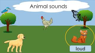 Sounds Around Us (ENGLISH 2-Lesson1)