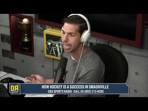 D.A. Says the Nashville Predators' Success is One of America's Greatest Sports Stories