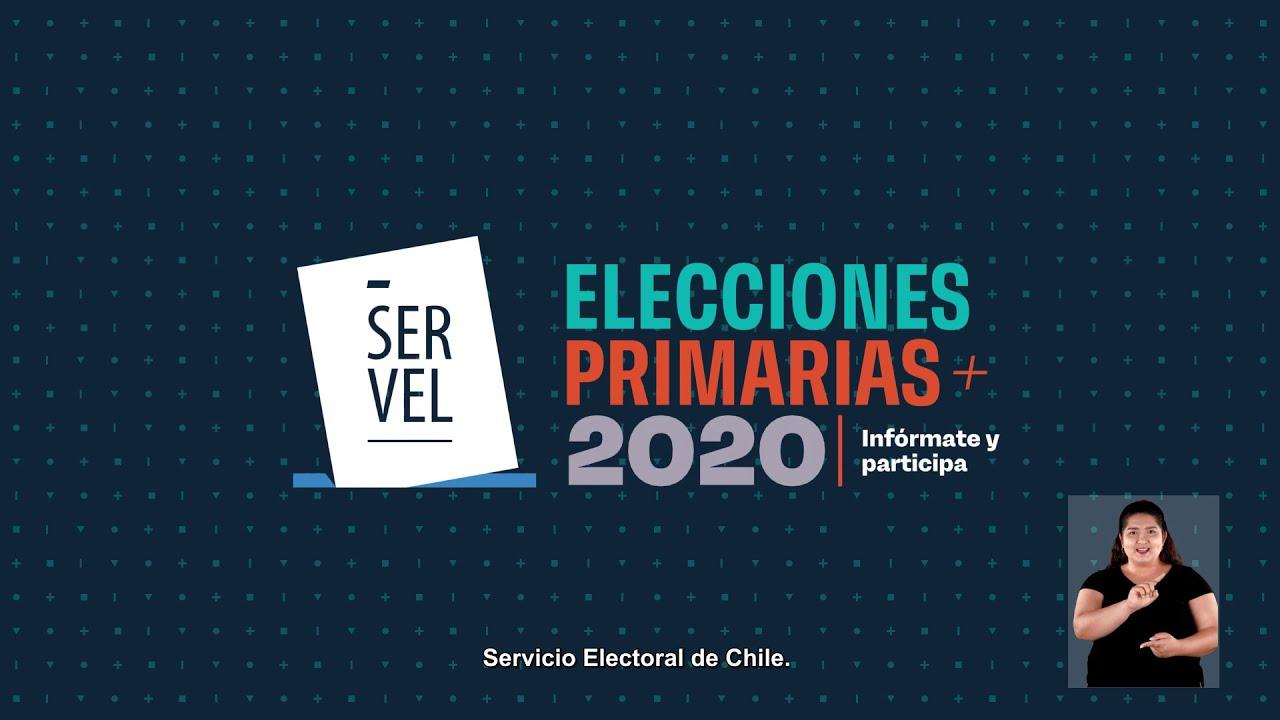 Elecciones Primarias de Gobernadores Regionales y Alcaldes 2020