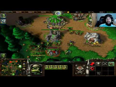 WARCRAFT III: THE FROZEN THRONE | UNA ESTRATEGIA MUY EMPALAGOSA - Gameplay Español