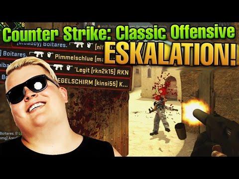 Counter Strike: Classic Offensive - ESKALATION! ESKALATION!