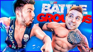 WILLYREX VS VEGETTA A PUÑOS! - WWE 2k Battlegrounds