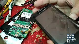 cara ganti touchscreen lenovo a369i