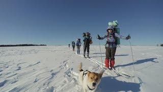 Лыжный поход Кумены-Просница. (Зарисовки)