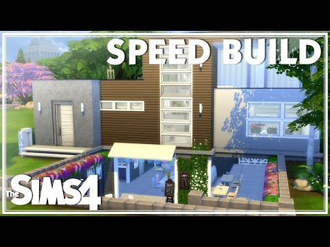 The Sims 4: Speed Build - Home & Bakery