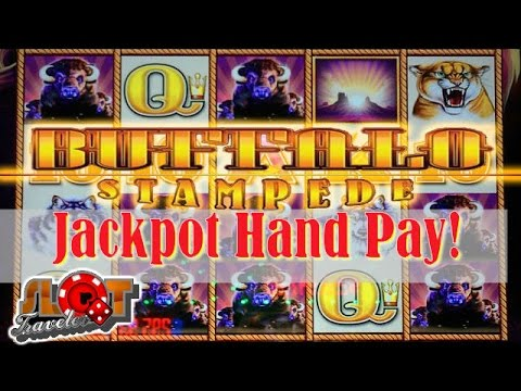 Jackpot Stampede Slot Machine