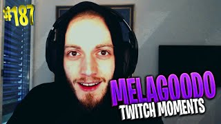 MARZAA & FAZZ HERE TOGETHER | LA MEGA SCULATA DI ROHN | Melagoodo Twitch Moments [ITA] #187