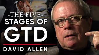 5 STEPS TO GET THINGS DONE - David Allen   London Real