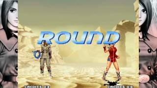 The King of Fighters 2000 - Ikari Team