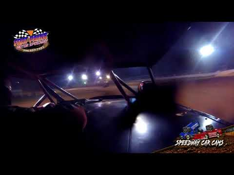 #G3M TJ Williams - Pony - 8-11-18 Fort Payne Motor Speedway - In Car Camera