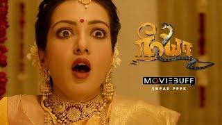 Neeya 2 - Moviebuff Sneak Peek | Jai, Raai Laxmi, Catherine Tresa, Varalaxmi Sarathkumar | LK Suresh