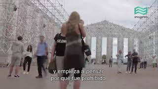 Avance: Marta Minujín. Partenón de los libros prohibidos - Canal Encuentro