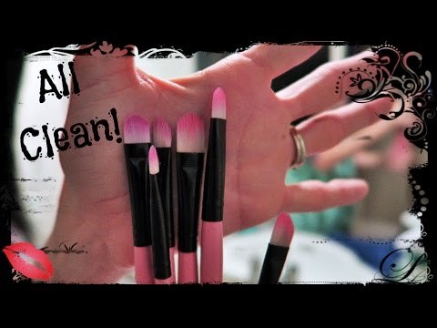 how to clean makeup brushes with coconut oil. cleaning makeup brushes with coconut oil how to clean makeup brushes with coconut oil c