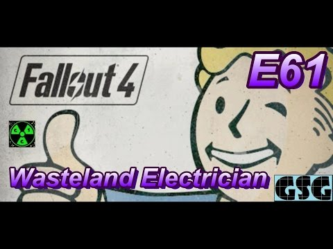 Fallout 4 Wasteland Electrician E61-Oceanological Society