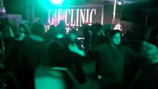 FONDA THE CLINIC PARQUE OHIGGINS CHILE 2013