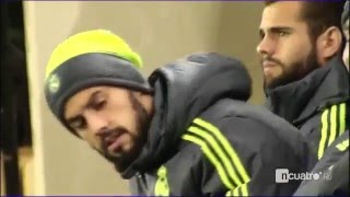 Isco can not believe his eyes that Toni Kroos was benched Villarreal vs Real Madrid