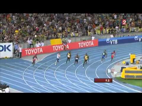 Christophe Lemaitre 19.80 200m Daegu
