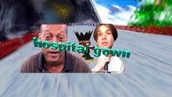 hospital gown / saint loup