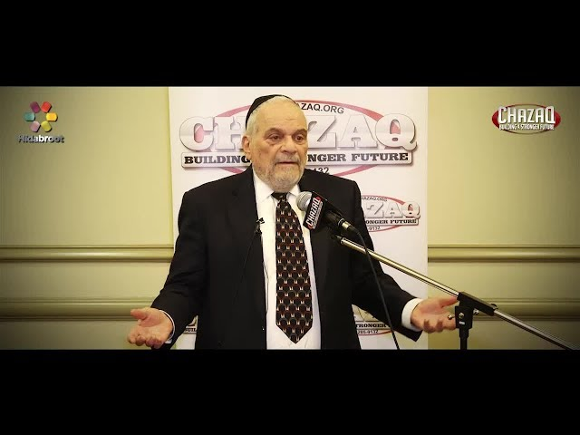 The Normalcy of Miraculous Times - Rabbi Berel Wein