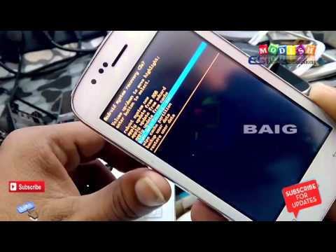 How to Factory Hard Reset Any Android mobile Micromax A47 it remove pattern  lock