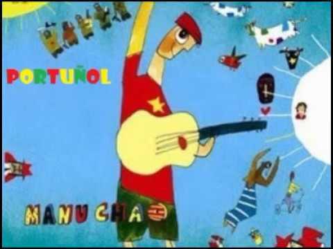 ★ Manu Chao ★   PORTUÑOL  [audio]