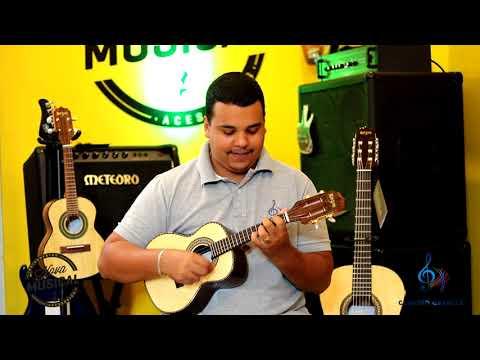 Teste Cavaquinhos Rozini   RC09 E RC15 - Presença Brasil