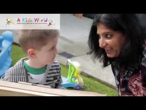 A Kidz World Home Based Childcare & Education Service