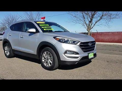 2016 Hyundai Tucson Sport Utility SE Tracy Stockton Modesto Manteca Antioch