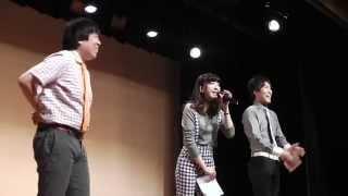 2014/05/06 日替わりランチvol.11 MC1 【日程】 5月6日(祝火) 【会...