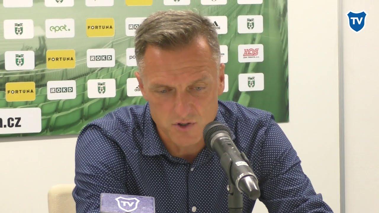 OHLASY / Luboš Kozel po Karviné (0:0)