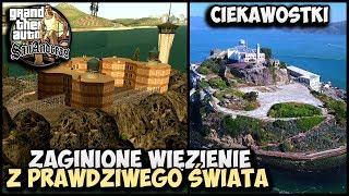 ZAGINIONE WIĘZIENIE! - GTA SAN ANDREAS CIEKAWOSTKI