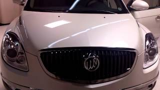 Certified Pre-owned 2012 Buick Enclave