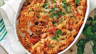 Quick Cheesy Pasta Bake - Recipe