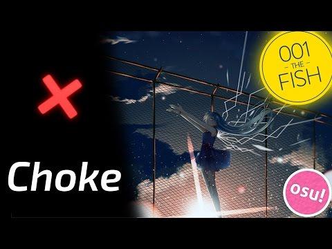 Choke Analysis // Vaxei on HoneyWorks - Akatsuki Zukuyo