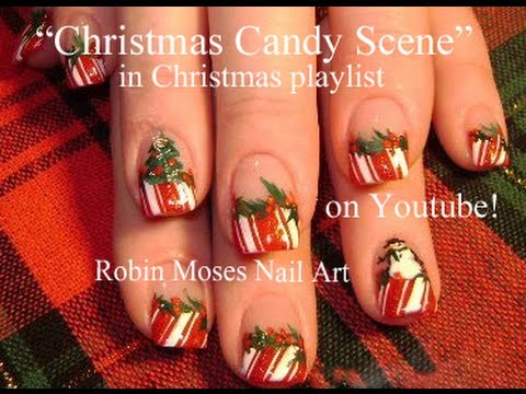 Easy diy christmas nail art designs tutorial youtube easy diy christmas nail art designs tutorial prinsesfo Image collections