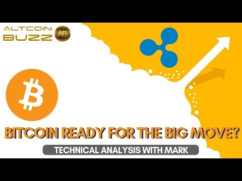 Bitcoin is ready for a BIG move! BTC, XRP, Technical Analysis